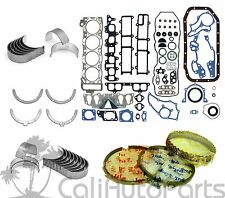 85-95 TOYOTA 4RUNNER 2.4L 22RE 22REC SOHC 8V ENGINE FULL SET + RINGS + BEARINGS