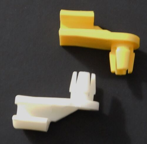 Ford Lincoln Mercury Cars /& Trucks Door Tailgate Rod Clips 1-Pair