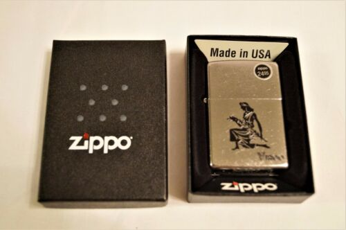 2015 Zippo Virgo Zodiac Lighter New in the Box