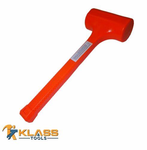 2 LB Black Dead Blow Hammer