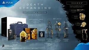 Nouveau-PS4-mort-echouement-Collector-039-s-Edition-PlayStation-4-Japon-officiel-EMS