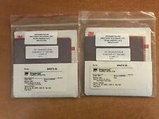 "50 Pcs MOYCO Diamond Lapping Film 19 Micron NH 3 Mil Backing 5/"" Diameter USA"