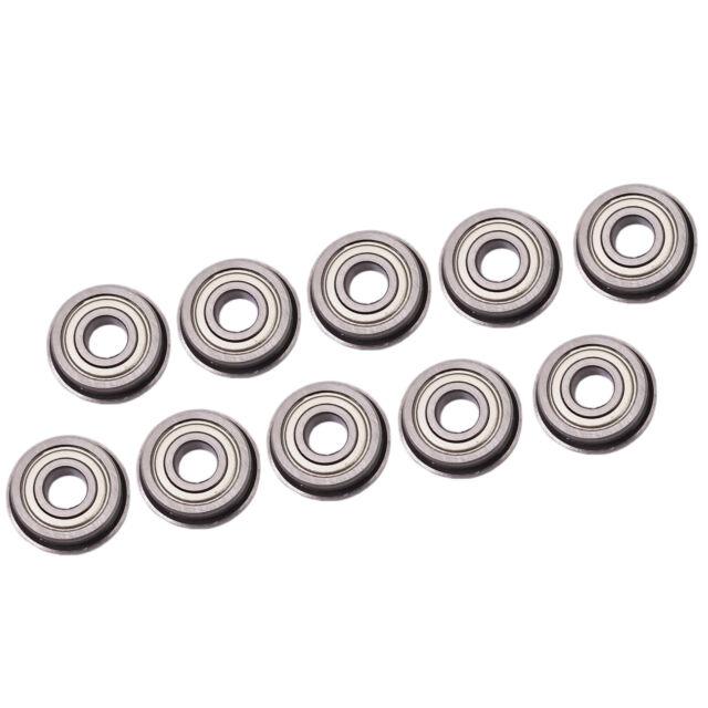 60 PCS Double Metal Shielded PRECISION Miniature Ball Bearing 5x13x4mm 695ZZ