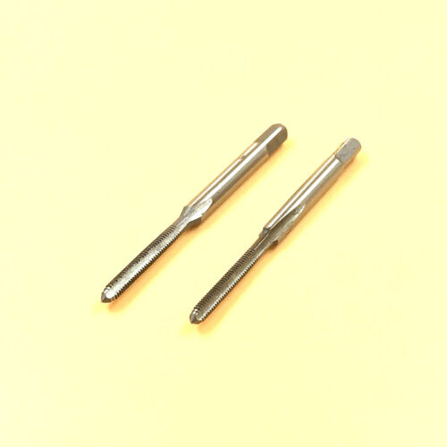 M/_M/_S New 2.5mm x 0.35 Metric Taper and Plug Tap M2.5 x 0.35mm Pitch