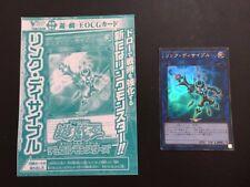 Yu-gi-oh Japanese Promo VJMP-JP132 Link Disciple Ultra Rare in US