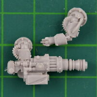 Horus Heresy Mechanicus Tech-thrall Mitralock Forge World Bitz 0983