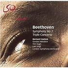 Ludwig van Beethoven - Beethoven: Symphony No. 7; Triple Concerto [SACD] (2006)