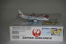 JC Wings XX4726 Boeing 737-846(WL) JAL Japan Airlines JA318J in 1:400 scale