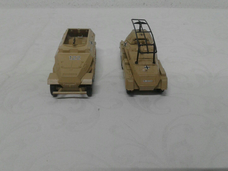 Solido Rad Panzer Büssing Nag H K Hanomag Schützenpanzer Overlord Modell Militär    Gemäßigten Kosten