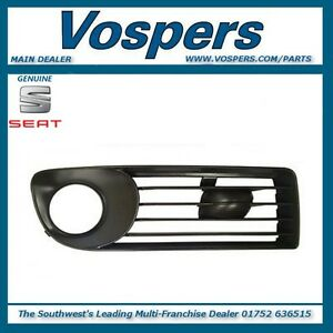Genuine-Seat-Alhambra-2001-2010-O-S-D-S-Front-Lower-Bumper-Grille-7M7853684A01C