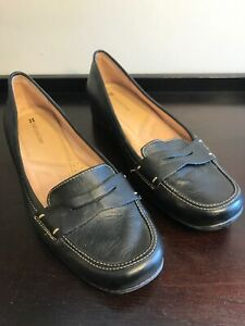 bf297bf9ed8 Naturalizer Women s Shoes Black Leather Loafer  Tastey  2