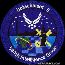 USAF 544th INTELLIGENCE SURVEILLANCE RECONNAISSANCE GROUP - UAV DRONE'S PATCH