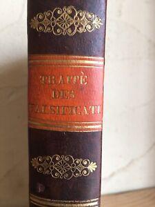 1829, Traité des Moyens de Reconnaître les Falsifications des Drogues Simples