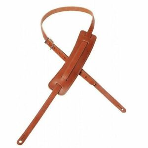 Levy-039-s-M25-5-8in-Classic-039-50s-Vegan-Leather-Veg-Tan-strap-Brown