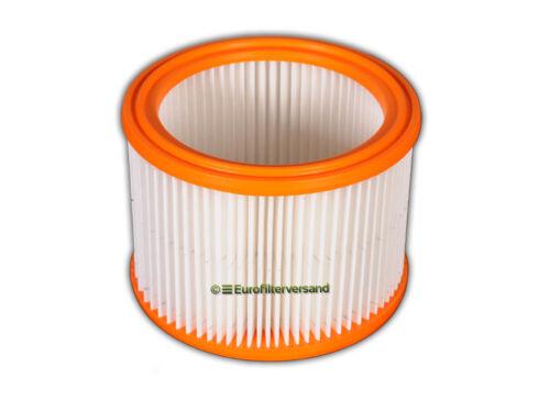 Auswaschbar 1x PES Filter Für Nilfisk Wap Alto Serien Luftfilter Filterpatrone