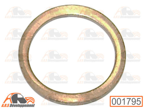 JOINT SEAL banjo /& flexible frein 14x18x1,5 Citroen 2CV DYANE MEHARI AMI6-1795
