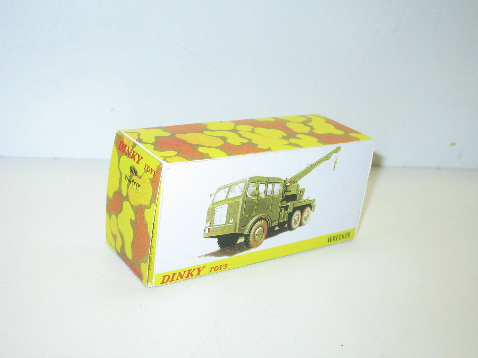 N101,scatola BERLIET gru carroattrezzi risoluzione dei problemi militare repro