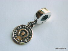 NEW! AUTHENTIC PANDORA CHARM LUCKY PENNY DANGLE #791298     P