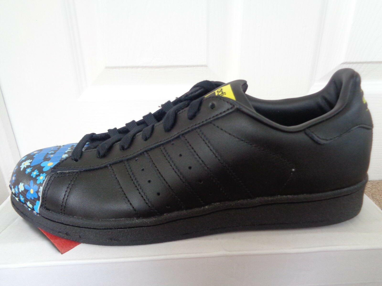 Adidas Superstar Pharrell Supersh trainers S83352 uk 7.5 eu 41 1 3 us 8 NEW+BOX