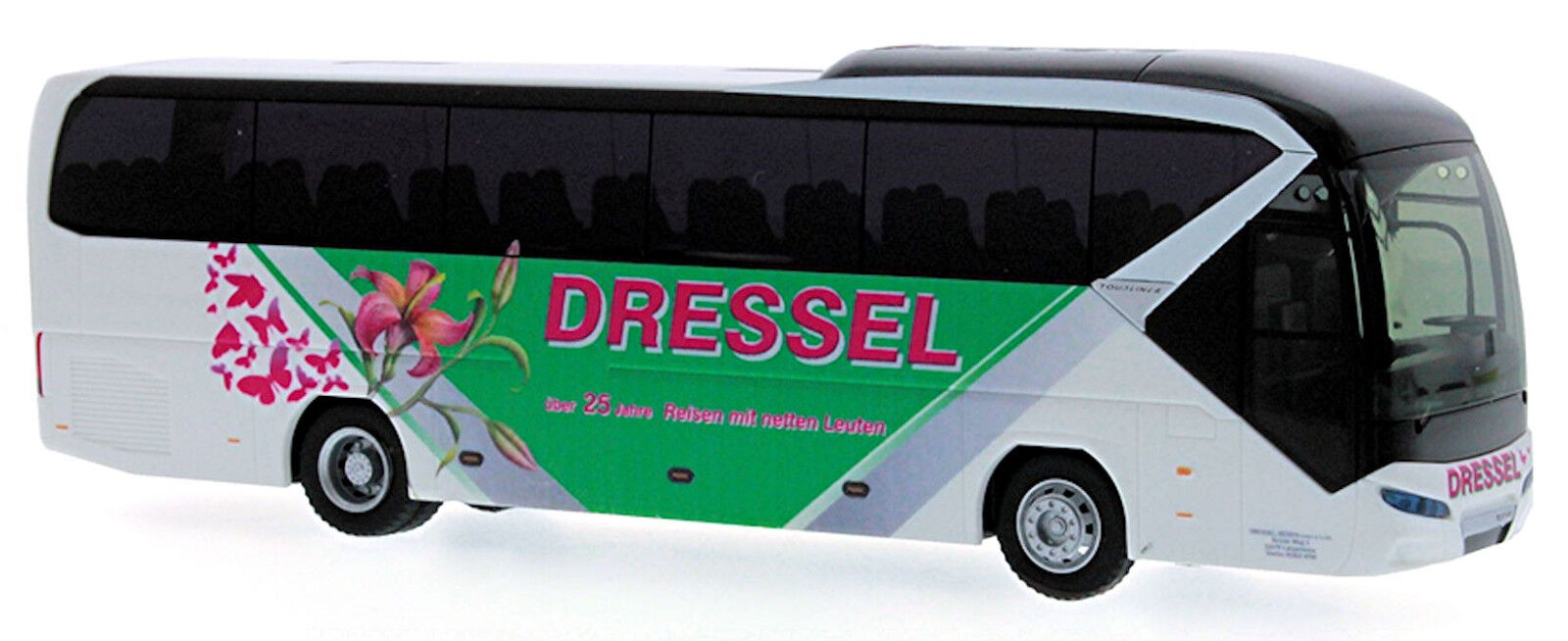 Neoplan Tourer '16 Dressel Viajes Langerwehe 1 87 Rietze 73817