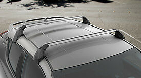 2018 Toyota C-HR Roof Rack Cross Bars Genuine OEM NEW PW301-10001 Instructions