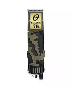 Oster-Professional-Classic-76-Hair-Clipper-Limited-Edition-Camo-Army