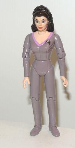 STAR TREK azioni FORCE Figure Borg ROMULAN gowron WOLF Picard dati