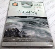 Genuine France Cokin P Series ND4 84mm Gray Neutral Density Lens Filter - Gray