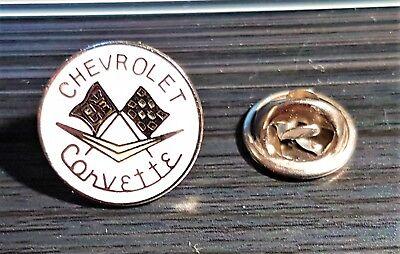 Oldsmobile Vintage Pin Logo Emblem silber bordeaux weiss emailliert 18mm 9mm
