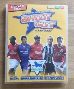 Shoot-out-2006-07-Premier-League-Player-Cards-Magic-Box-Int-Full-List-2