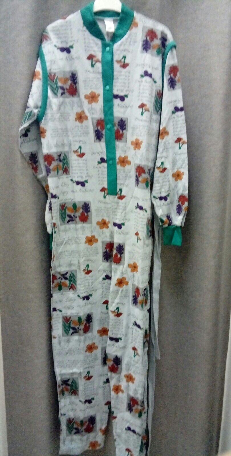 Pajamas tipo mono woman size 44 small ref. 93