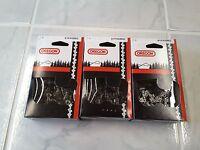 3 91px056g Oregon 16 Low-kick Chainsaw Chains 3/8 Lp .050 (1.3mm) 56 Dl S56