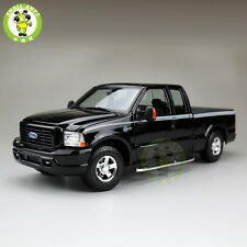 1:18 Scale Ford F350 Harley Davidson Diecast Car Pickup Truck Model Maisto 36690