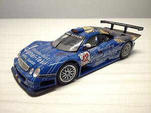 Coche-Maisto-1-18-Mercedes-CLK-GTR