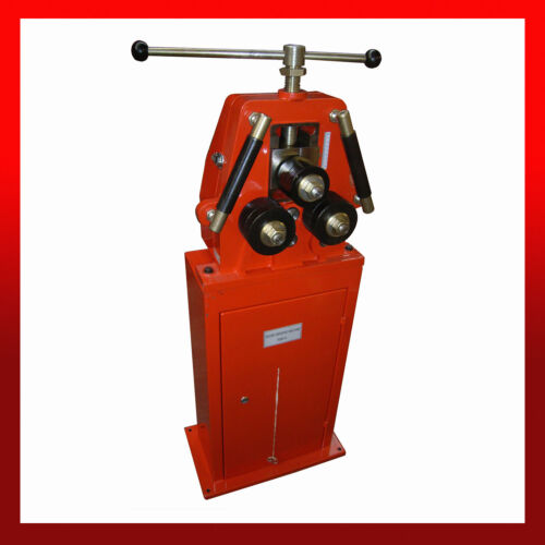 WNS Manual Ring Roller Bender Section Rollers Rolls 75mm Wide c/w 1 Set of Rolls