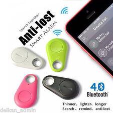 Smart Tag Bluetooth Tracker Bag Wallet Key Tracer Finder GPS Locator Alarm