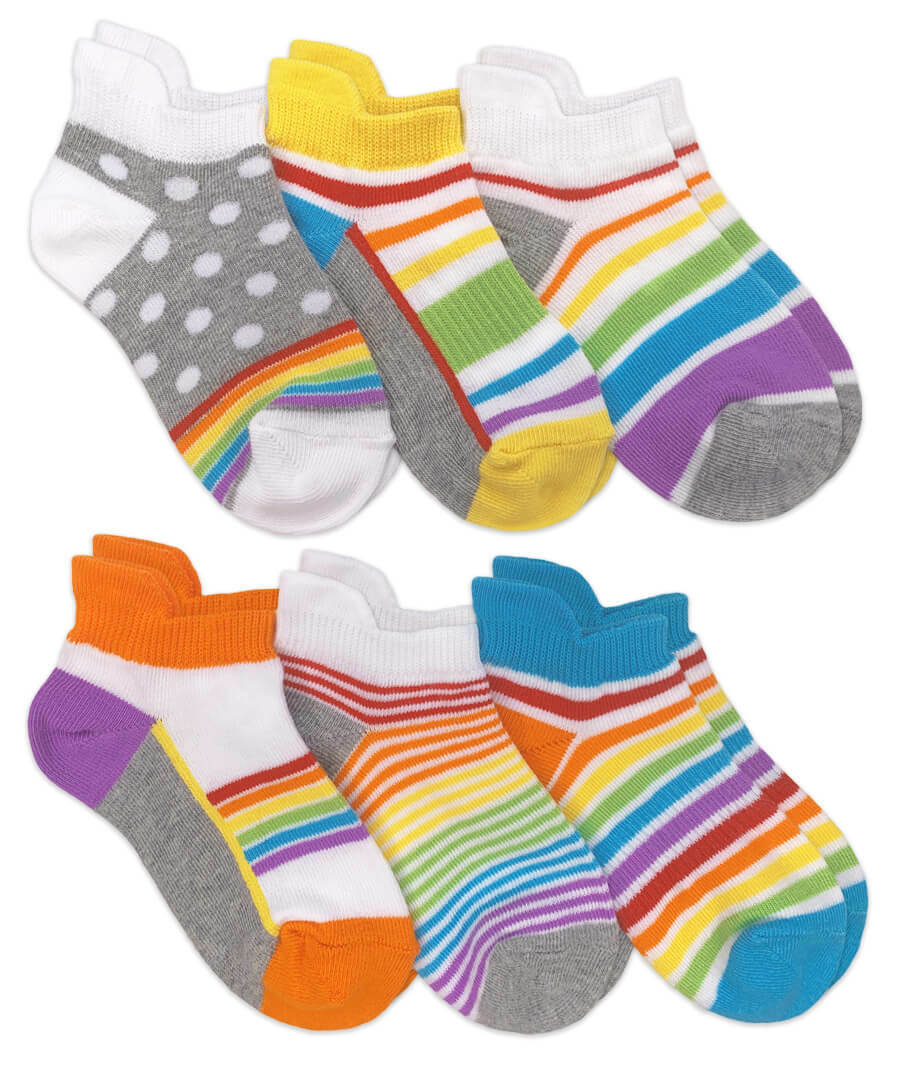 Pack of 2 Tommy Hilfiger Baby Girls Calf Socks,
