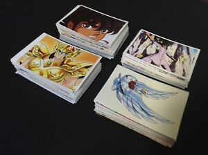 Cromos SAINT SEIYA - LOS CABALLEROS DEL ZODIACO Sticker Collection, Panini 2006