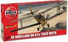 Airfix A01025 De Havilland Dh.82a Tiger Moth Aeroplane 1 72 Scale Kit