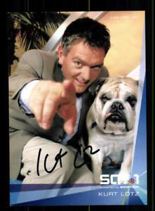 Schnelle Lieferung Kurt Lotz Frühstücksfernsehen Autogrammkarte Original Signiert # Bc 137808 Autogramme & Autographen