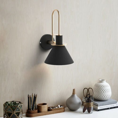 Multi Color Nordic Wall Lamp Modern Metal Lamp Shade Surface Mounting Wall Light
