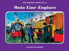 The Railway Series No. 21: Main Line Engines by Rev. Wilbert Vere Awdry (Hardback, 2004)