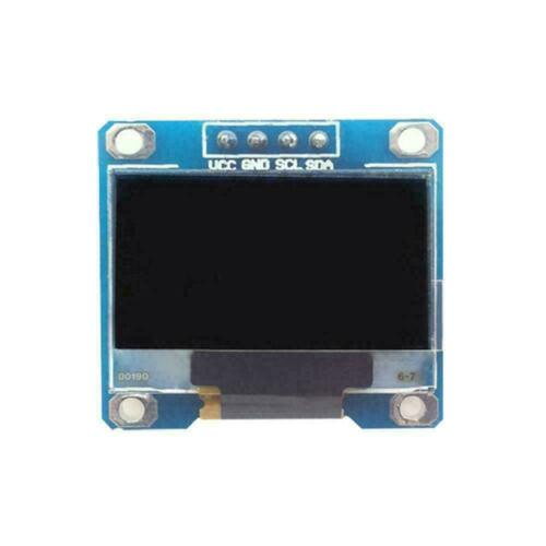 "0.96/"" I2C IIC Serial 128X64 OLED LCD Display SSD1306 For 51 Z7K4 STM32 L8P2"