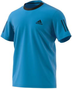 Adidas Club 3 Stripes Tee Men's Du0861