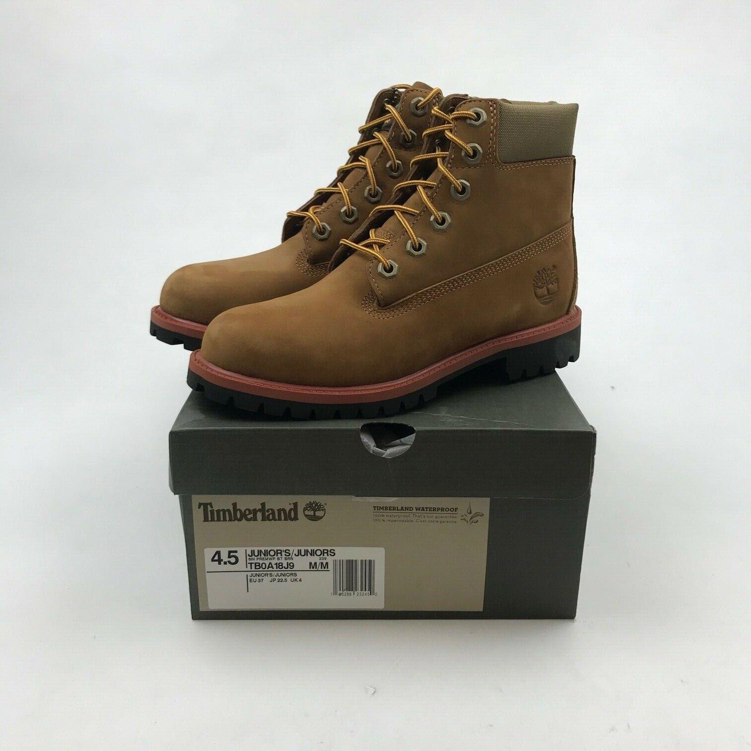 Timberland 6-inch Denim Boot Waterproof