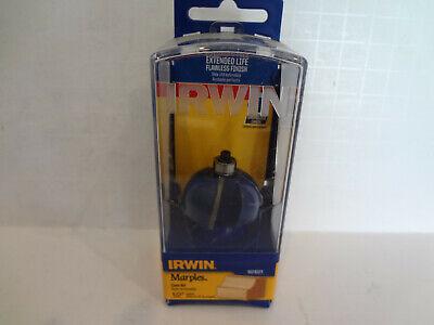 "Irwin 1900996 1//4/"" Shank 1//2/"" Round over Carbide Router Bit /""NEW/"""
