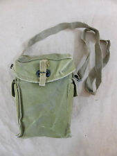 WW2 Beute Tasche Optik JEEP M201 Waffenzubehör Dienstglas m. Riemen POUCH