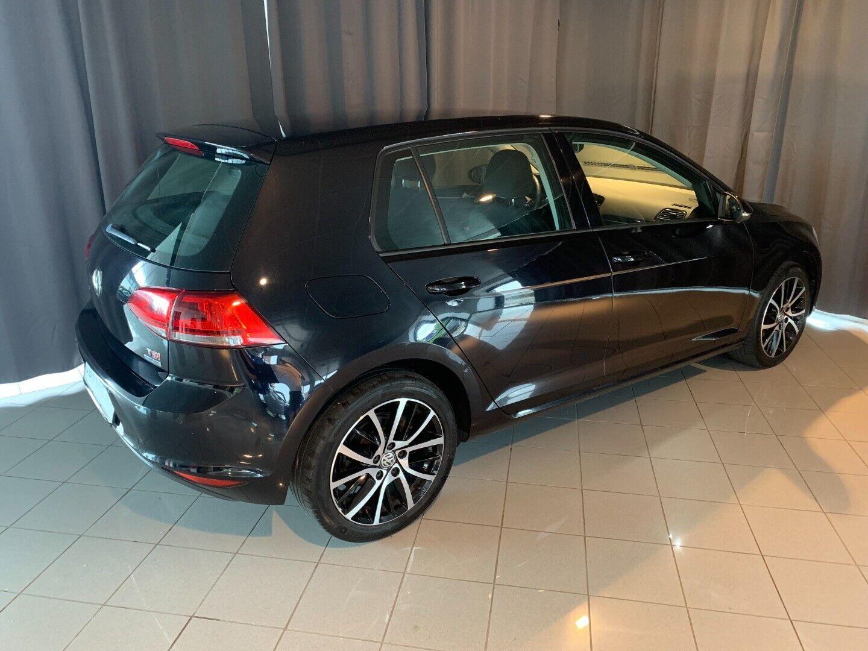 VW Golf VII 1,4 TSi 140 Highline DSG BMT