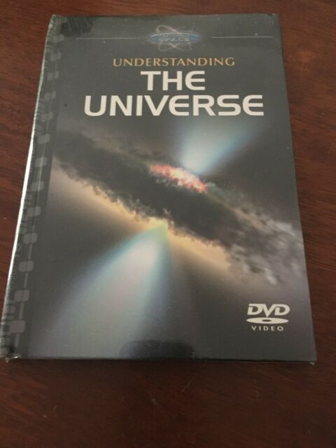 UNDERSTANDING THE UNIVERSE DVD + BOOK ~ NEW