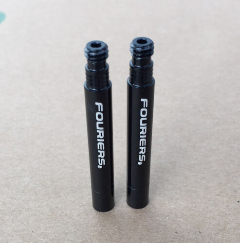 100mm Fouriers Bicycle Presta Valve Tubeless Valve Extender Extension 25mm